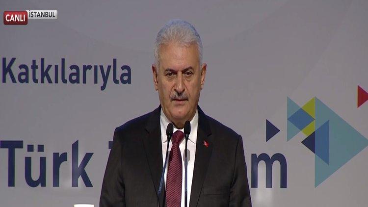 Başbakan Yıldırım Türkiye Ekonomi Zirvesi'nde