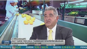 Mahmut Uslu: Tarımsal istatistiklerde tutarsızlıklar var