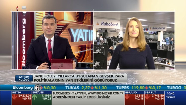 Rabobank'tan euro/dolar tahmini