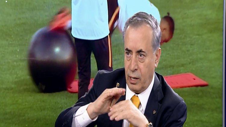 Galatasaray Başkan Adayı Mustafa Cengiz Bloomberg HT'de