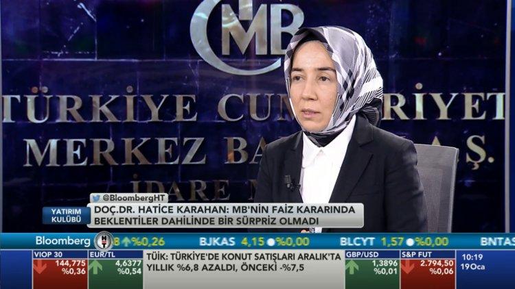 """""""Merkez Bankası kararı sürpriz olmadı"""""""