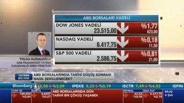 Küresel piyasalar çakıldı