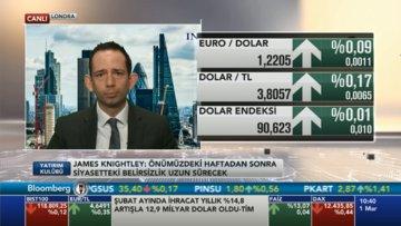 ING'den Euro/dolar'da yıl sonu beklentisi