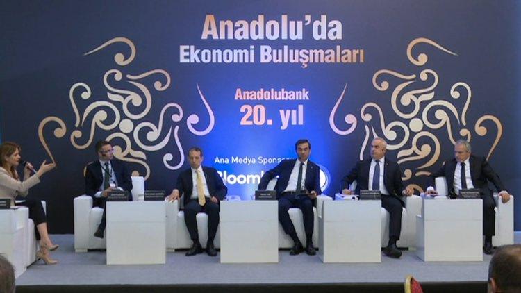 """""""Anadolu'da Ekonomi Buluşmaları"""" Sakarya'da"""