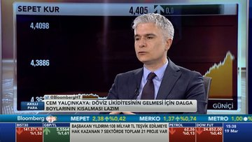 Perform Portföy YKB Cem Yalçınkaya faiz enflasyon yorumu