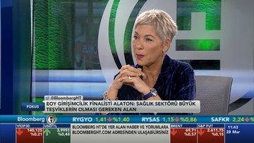 Leyla Alaton Bloomberg HT'de
