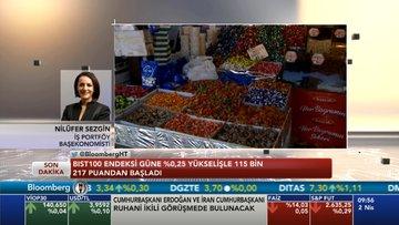 İş Portföy Nilüfer Sezgin enflasyon yorumu