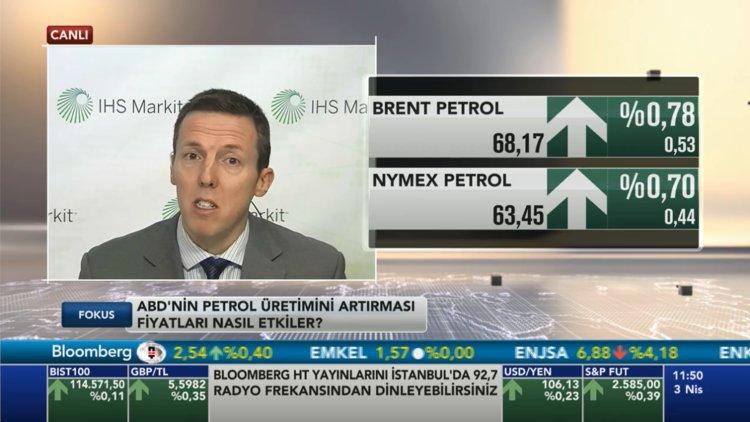 """Petrol fiyatları ortalama 67 dolar olur"""