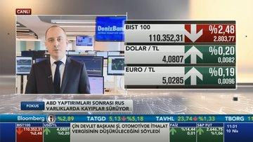 Piyasalardaki satışta Rusya etkisi