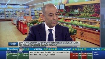 """""""255 milyar TL'lik gıda perakende pazarının %40'ı organize"""""""
