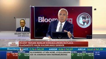 """CHP Sözcüsü Tezcan'dan Bahçeli'nin çağrısına """"Hodri meydan"""""""