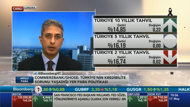 Commerzbank: Faiz artışı Cumhurbaşkanı'nın amacıyla çelişmez