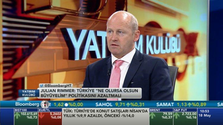 """""""Gereken tedbirler alınırsa Türk Lirası toparlanır"""""""