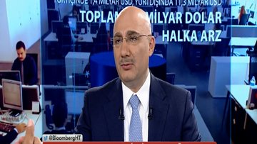 Halkbank/Arslan: Bir miktar temettü dağıtımı konusunda karar alabiliriz