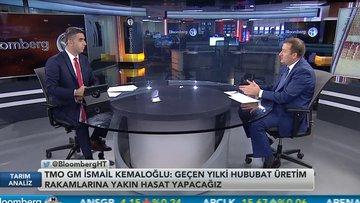 TMO GM İsmail Kemaloğlu'ndan hububat ve fındık değerlendirmesi