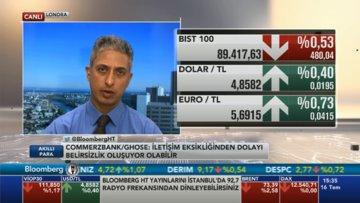 Commerzbank'tan TCMB ve Türk piyasaları değerlendirmesi