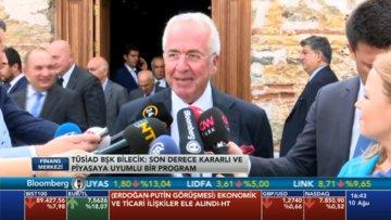 TÜSİAD Başkanı yeni ekonomik modeli değerlendirdi