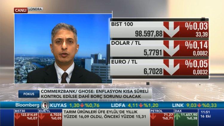 Commerzbank'tan TCMB ve dolar beklentisi