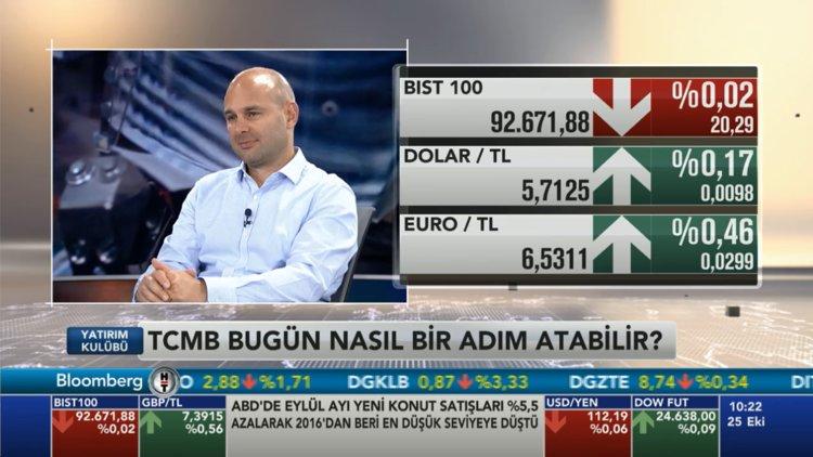 """""""TCMB faiz artırmamalı"""""""