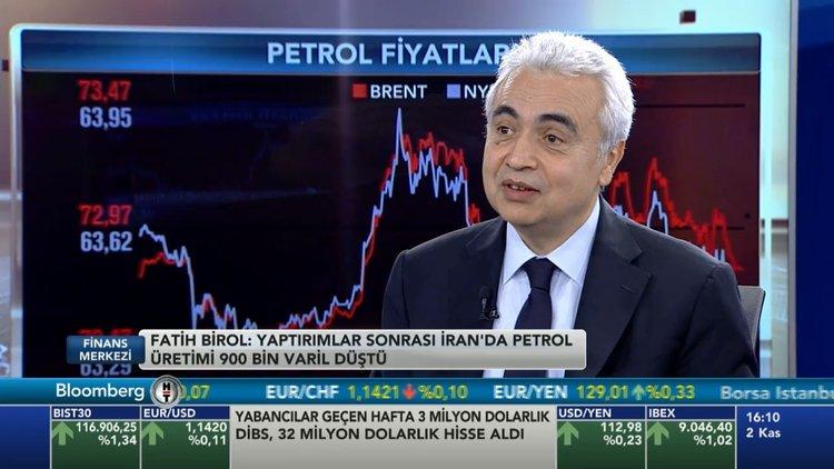 """""""Petroldeki düşüş Türkiye gibi ülkeler için güzel haber"""""""