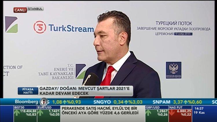 TürkAkım'ın deniz aşaması tamamlandı