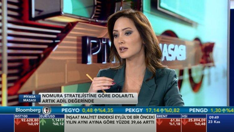 """""""Dolar/TL adil değerinde"""""""