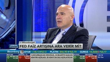 TEB Yatırım Genel Müdür Yardımcısı Mehmet Aşçıoğlu-Fed