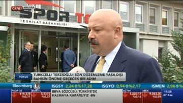 Turkcell CEO'sundan 'İddaa' açıklaması