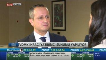 VDMK ihracı yatırımcı sunumu yapıldı