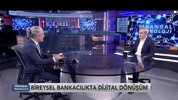 'Kredilerin yüzde 90'ı şube dışı kanallardan geliyor'