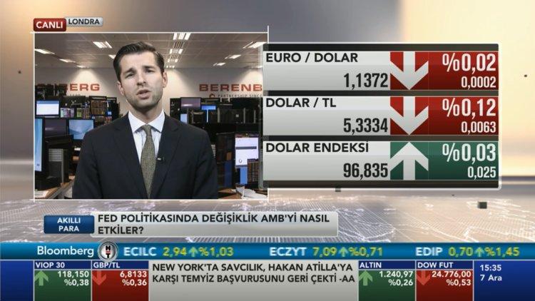 Berenberg Ekonomistinden Piyasa Yorumu