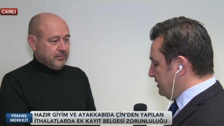 """""""Türkiye'de üretim yapmayan firmaların ithalatı zorlaşıyor"""""""