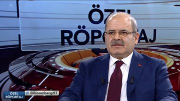 Vakıfbank GM Özcan Bloomberg HT'de