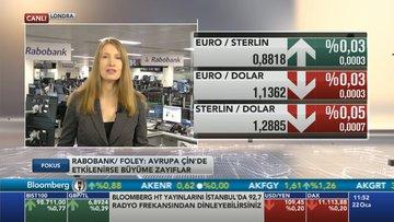 Rabobank/Foley: Avrupa Merkez Bankası Eylül'e kadar faiz arttırmayabilir