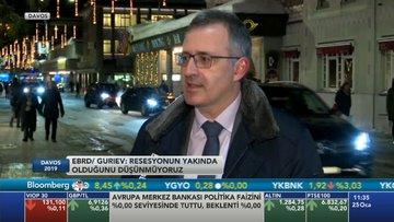 EBRD/Guriev: Resesyonun yakında olduğunu düşünmüyoruz