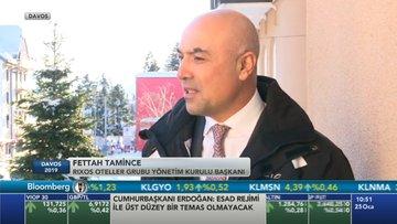 Rixos/ Tamince: 2019 bizim için çok önemli bir yatırım yılı olacak
