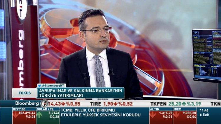 EBRD'nin Türkiye yatırımları ve beklentiler