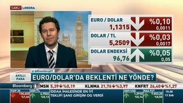 """""""Euro/dolar'da riskler aşağı yönlü"""""""