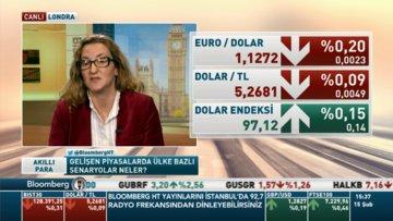 Dolar/TL'de yıl sonu tahmini