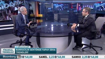 'Türkiye, dijitalleşmede iyi ancak, yapay zeka  için daha fazla insan kaynağı yatırımı gerekiyor'