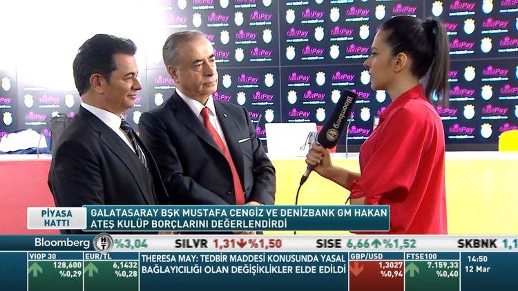 G.Saray/Cengiz: Kulüplerimizin ortalama geliri giderlerinin 4'te 1'i