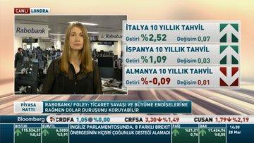 Rabobank/Foley: Dolar güçlü kalmaya devam edebilir