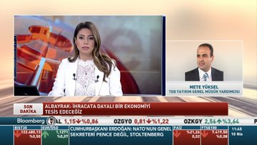 TEB Yatırım Genel Müdür Yardımcısı Mete Yüksel yeni paketi değerlendirdi