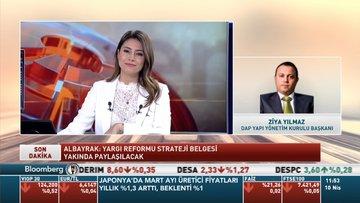 DAP Yapı YKB Yılmaz'dan reform paketi yorumu