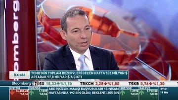 """Aslanoğlu Financial Times'ın """"swap"""" haberini ve TCMB'nin döviz rezervini değerlendirdi"""