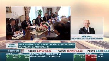 Türkiye-Irak İnşaat Forumu'ndan detaylar