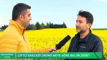 """""""Tarımda plansızlık Türkiye'nin ciddi problemi"""""""