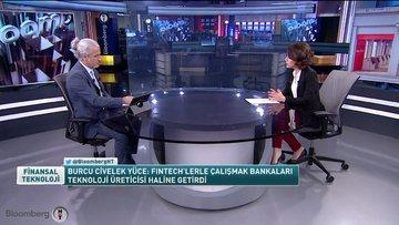 'Bankalar teknolojiyi tüketen değil üreten kurumların başında geliyor'