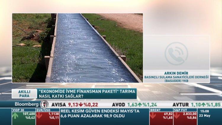"""""""İvme Finansman Paketi tarım sektörü için çok önemli"""""""