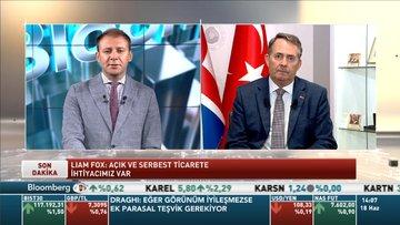 İngiltere/Fox: Türkiye ile ticaret hedefimizi aştık yatırım alanına odaklanmalıyız